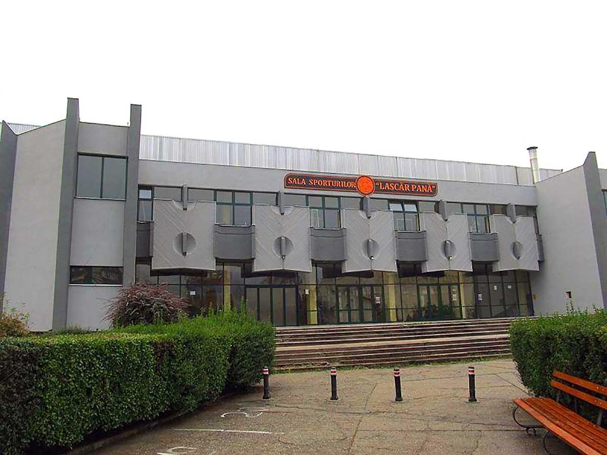 Sala Sporturilor Lascăr Pană