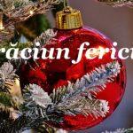 CSN Lascăr Pană vă urează Crăciun Fericit!